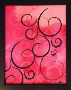 Dancing Spirals